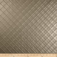 Richloom Faux Leather Diamonds Frazier Pearl