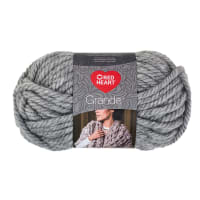 Red Heart Grande Yarn 402 Foggy