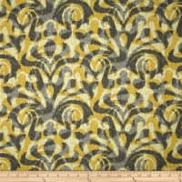 Duralee Davi Damask Yellow
