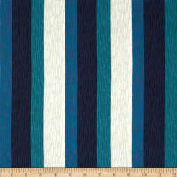 Cotton + Steel Homebody Stripe Navy