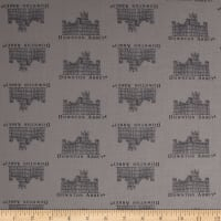 Downton Abbey II Small Castle Gray