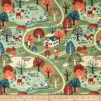 Birch Organic Acorn Trail Map Peri