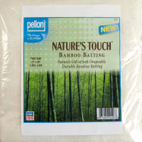 "Pellon Bamboo Rayon Batting Twin 72"" X 96"""