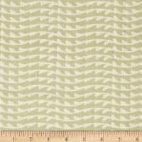 Wavy Stripe Light Olive