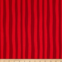 Celebrate Seuss Stripe Scarlet
