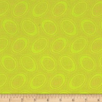 Kaffe Fasset Collective Aboriginal Dot Lime
