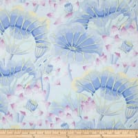Kaffe Fassett Collective Lake Blossoms Sky