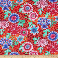 Kaffe Fassett Collective Dream Red