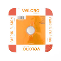 "Velcro Fabric Fusion Tape 3/4"" x 5 YDs White-15ft"
