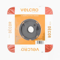 "Velcro Fabric Fusion Tape 1"" x 5 YDs White"