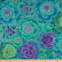 Kaffe Fassett Collective Brassica Green