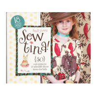 Tina Givens Sew Tina Pattern Book