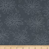 Pearl Essence Floral Black