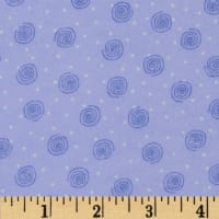 Comfy Flannel Swirl Purple