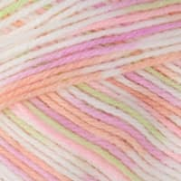 Bernat Big Ball Baby Yarn Tiny Tulips