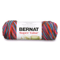 Bernat Super Value Ombre Yarn Sedona Sunset