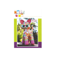 Melly & Me KiKi Stuffed Toy Pattern