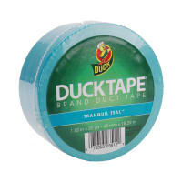 "Colored Duck Tape 1.88"" x 20yd-Tranquil Teal"