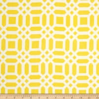 Riley Blake Home Decor Vivid Lattice Marigold