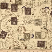Tim Holtz Eclectic Elements Correspondence Neutral