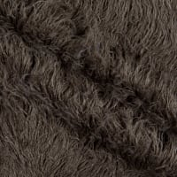 Shannon Lux Fur Curly Alpaca Pewter
