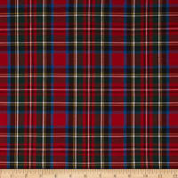 Kaufman House of Wales Plaid Multi