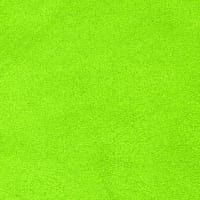 Cuddle Suede Dark Lime