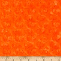 Shannon Minky Luxe Cuddle Rose Orange