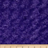 Shannon Minky Luxe Cuddle Rose Purple