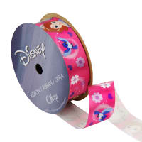 "7/8"" Sofia The First Ribbon Pink"