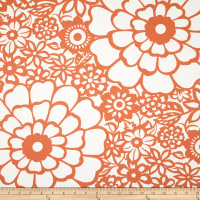 Seedlings by Thomas Paul Fiesta Twill Orange