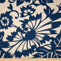 Seedlings by Thomas Paul Copenhagen Twill Blue