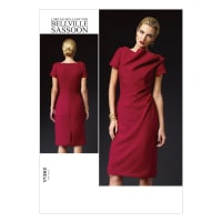 Vogue Misses' Dress Pattern V1362 Size A50