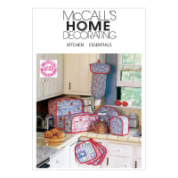 McCall's M2018 Kitchen Essentials Pattern OSZ (One Size)