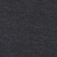 Interlock Stretch Knit Charcoal