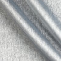 Poly Two Tone Chiffon Silver