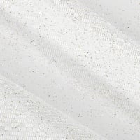 Sparkle Tulle Ivory/Gold