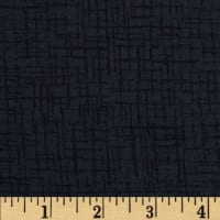 Westrade 110 In. Wide Quilt Back Betula Flannel Charcoal