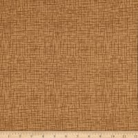 Westrade 110 In. Wide Quilt Back Betula Flannel Tan