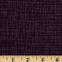 Westrade 110 In. Wide Quilt Back Betula Flannel Purple