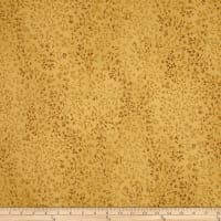 110 In. Wide Quilt Back Yellow