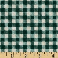 Mountain Lodge Flannel Buffalo Plaid Green/Beige