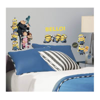 Despicable Me 2 Wall Wall Decals