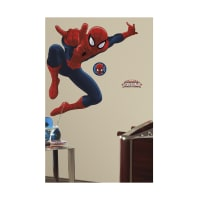 Ultimate Spider-Man Giant Wall Decal