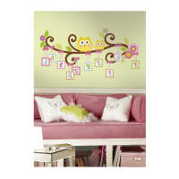 Happi Letter Branch Gt Wall