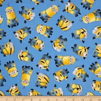 Universal Despicable Me 1 in A Minion Tossed Minions Blue