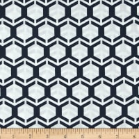 Darling Hexagon Midnight