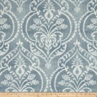 Swavelle Dalusio Damask Chambray