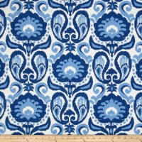 Golding by P Kaufmann Grand Ikat Blue