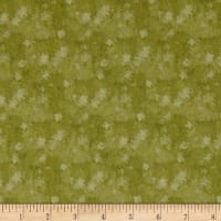 QT Fabrics Native Pine Tonal Texture Light Green